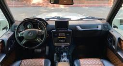 Mercedes-Benz G 63 AMG 2013 года за 31 700 000 тг. в Алматы – фото 2