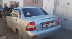 ВАЗ (Lada) Priora 2170 (седан) 2007 года за 950 000 тг. в Костанай – фото 2