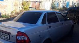 ВАЗ (Lada) Priora 2170 (седан) 2007 года за 950 000 тг. в Костанай – фото 4
