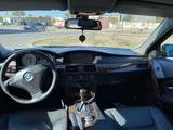 BMW 530 2006 года за 4 200 000 тг. в Атырау – фото 3