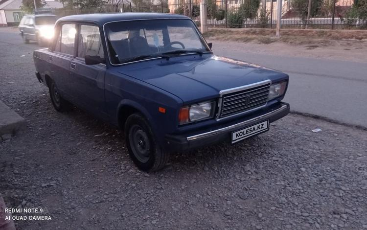 ВАЗ (Lada) 2107 2007 года за 1 200 000 тг. в Шымкент