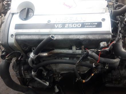 Мотор на Nissan VQ25 за 270 000 тг. в Алматы