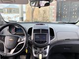 Chevrolet Aveo 2014 года за 3 500 000 тг. в Шымкент – фото 4