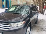 Toyota Highlander 2012 года за 13 200 000 тг. в Усть-Каменогорск – фото 2