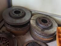Тормозные диски за 20 000 тг. в Алматы