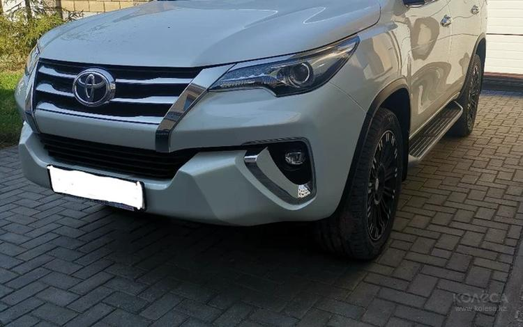 Toyota Fortuner 2017 года за 16 899 999 тг. в Нур-Султан (Астана)