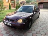 Honda Civic 1996 года за 1 200 000 тг. в Алматы – фото 2