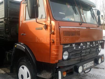 КамАЗ  5320 1982 года за 5 500 000 тг. в Нур-Султан (Астана) – фото 7