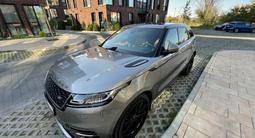 Land Rover Range Rover Velar 2018 года за 27 500 000 тг. в Алматы – фото 2