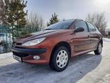 Peugeot 206 2007 года за 2 200 000 тг. в Усть-Каменогорск – фото 5