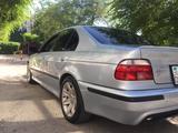 BMW 528 1997 года за 2 700 000 тг. в Тараз – фото 3