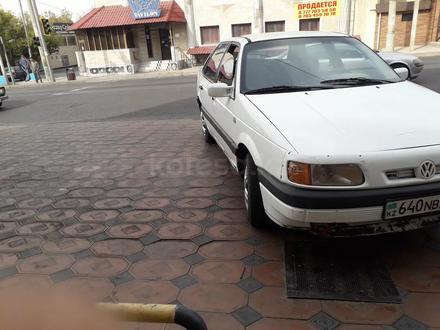 Volkswagen Passat 1993 года за 530 000 тг. в Шымкент – фото 4