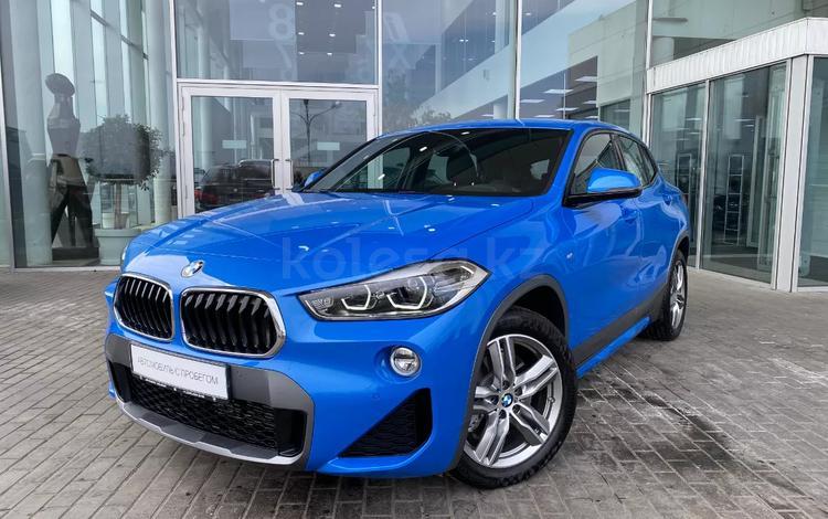 BMW X2 2018 года за 15 325 000 тг. в Алматы
