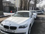 BMW 523 2010 года за 5 800 000 тг. в Алматы