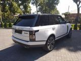 Land Rover Range Rover 2020 года за 75 000 000 тг. в Алматы – фото 4