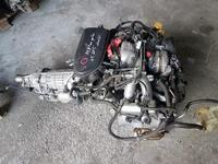 Двигатель контрактный Субару Аутбак BL5, V-2.5 литра в Алматы