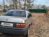 Volkswagen Passat 1988 года за 1 000 000 тг. в Петропавловск – фото 5