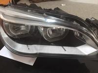 Правая фара BMW f01 LED за 350 000 тг. в Алматы