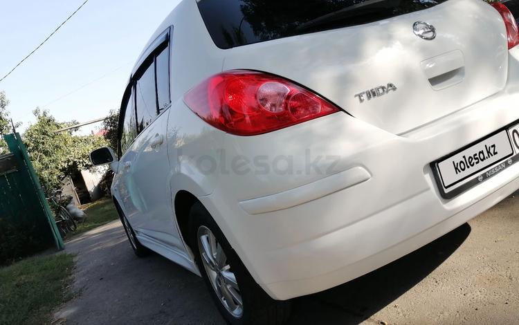 Nissan Tiida 2012 года за 4 600 000 тг. в Алматы