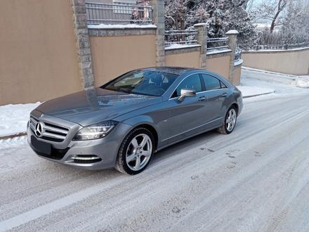 Mercedes-Benz CLS 350 2012 года за 14 500 000 тг. в Алматы
