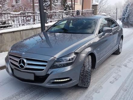 Mercedes-Benz CLS 350 2012 года за 14 500 000 тг. в Алматы – фото 2