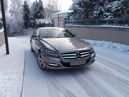 Mercedes-Benz CLS 350 2012 года за 14 500 000 тг. в Алматы – фото 4