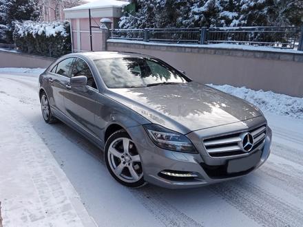 Mercedes-Benz CLS 350 2012 года за 14 500 000 тг. в Алматы – фото 5