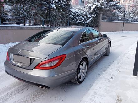 Mercedes-Benz CLS 350 2012 года за 14 500 000 тг. в Алматы – фото 6