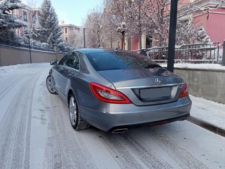 Mercedes-Benz CLS 350 2012 года за 14 500 000 тг. в Алматы – фото 8