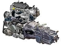 Контрактный двигатель Mazda за 170 999 тг. в Актобе
