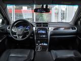 Toyota Camry 2016 года за 10 050 000 тг. в Шымкент – фото 5
