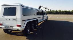 Гелендваген лимузин 8-ми колесный от BRAND Auto в Караганда – фото 3