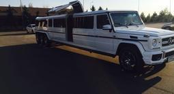 Гелендваген лимузин 8-ми колесный от BRAND Auto в Караганда – фото 4