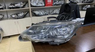 Фара левая Toyota Camry 55 LED за 300 000 тг. в Костанай