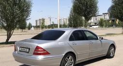 Mercedes-Benz S 320 1998 года за 3 300 000 тг. в Кызылорда – фото 5
