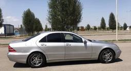 Mercedes-Benz S 320 1998 года за 3 300 000 тг. в Кызылорда – фото 4