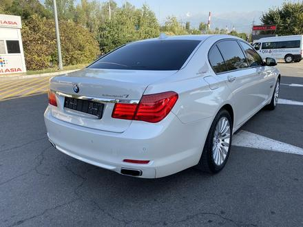 BMW 750 2010 года за 7 700 000 тг. в Алматы – фото 6