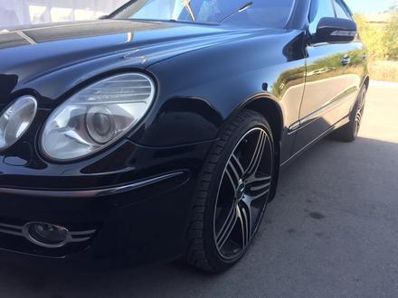 Mercedes-Benz E 280 2008 года за 5 500 000 тг. в Караганда – фото 8