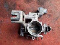 Дроссельная заслонка в сборе на Toyota Highlander, v2.4, 2azfe, 2001… за 25 000 тг. в Караганда