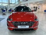Hyundai Sonata 2020 года за 9 790 000 тг. в Алматы – фото 2