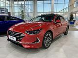 Hyundai Sonata 2020 года за 9 790 000 тг. в Алматы – фото 3