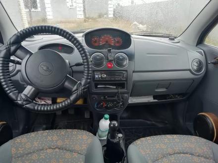 Chevrolet Spark 2007 года за 800 000 тг. в Уральск – фото 3