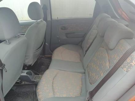 Chevrolet Spark 2007 года за 800 000 тг. в Уральск – фото 4