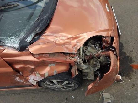 Chevrolet Spark 2007 года за 800 000 тг. в Уральск – фото 5