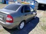 ВАЗ (Lada) Kalina 1118 (седан) 2007 года за 560 000 тг. в Костанай
