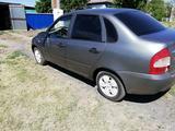 ВАЗ (Lada) Kalina 1118 (седан) 2007 года за 560 000 тг. в Костанай – фото 3
