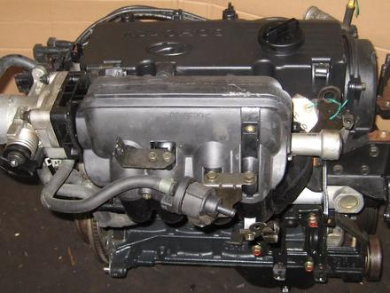 Двигатель Hyundai g4ea 1, 3 за 204 000 тг. в Челябинск – фото 2