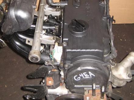 Двигатель Hyundai g4ea 1, 3 за 204 000 тг. в Челябинск – фото 3