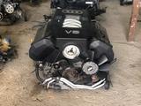 Контрактный двигатель Volkswagen Passat b5 обьем 2.4-2.8 литра. Из Швейцари за 250 280 тг. в Нур-Султан (Астана) – фото 2
