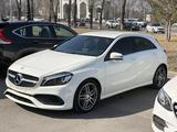 Mercedes-Benz A 200 2016 года за 9 300 000 тг. в Алматы – фото 2